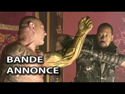 Download The Man with the Iron Fists Bande Annonce VF