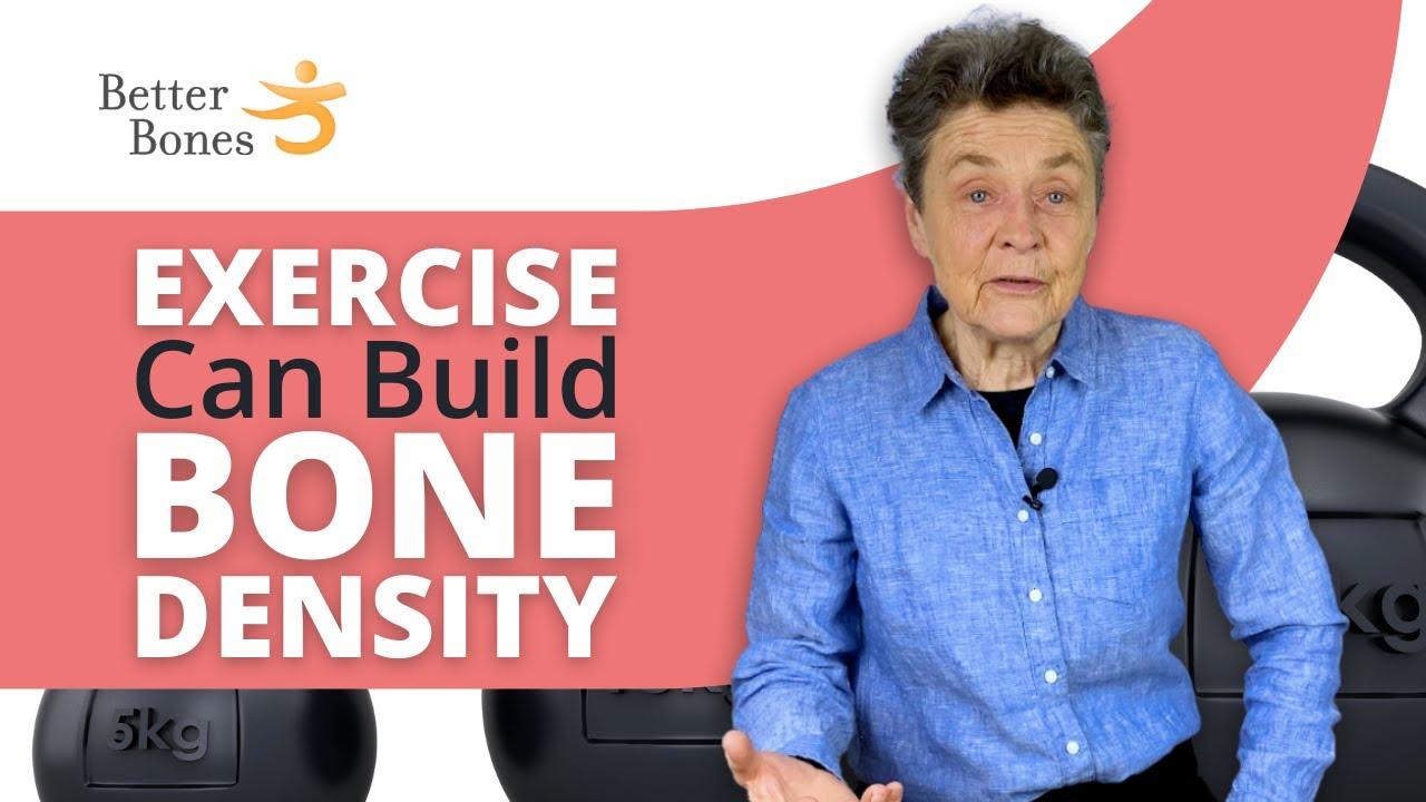 Hopping Exercise Can BUILD BONE Density