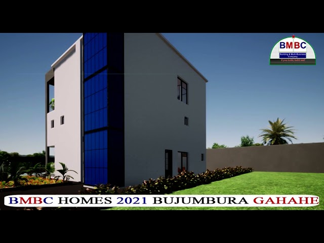 video compound PROJET BMBC HOMES 2021 BUJUMBURA GAHAHE