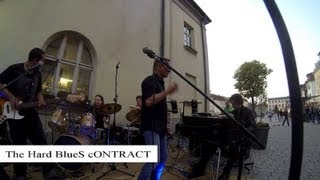 The Hard Blues Contract 25.04.2013