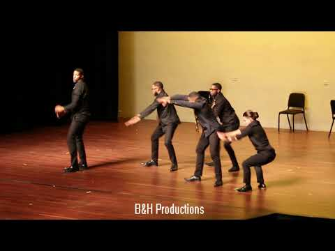 University Of Augusta Greek Step Show 2018 Highlight