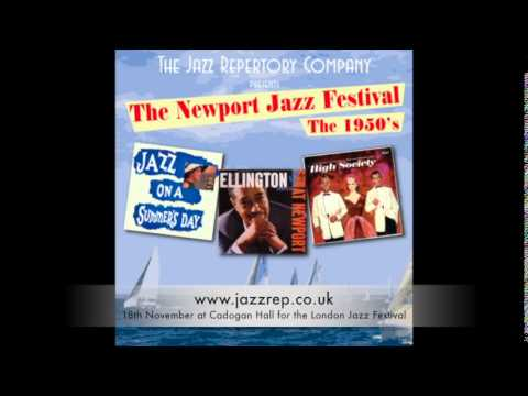 DJ Richard Pite 40s UK Radio: The Newport Jazz Festival