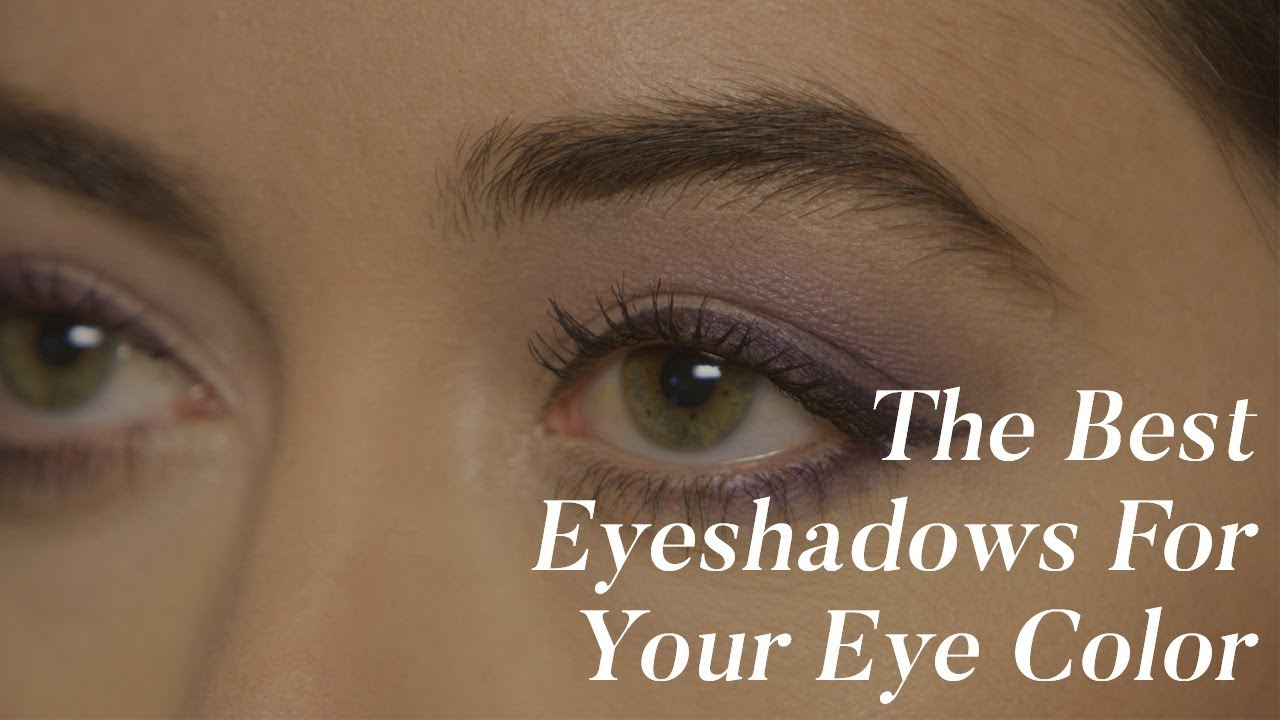 78c01b8921b The Best Shadows For Your Eye Color with Urban Decay   The Zoe Report By  Rachel Zoe