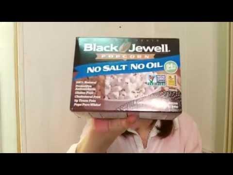 Black Jewell Popcorn review