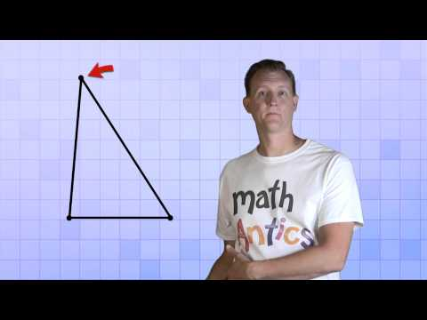 Math Antics - Triangles
