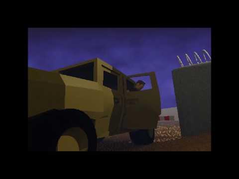 Commando Unit Tom Wilkinson An old school style Blender Animation