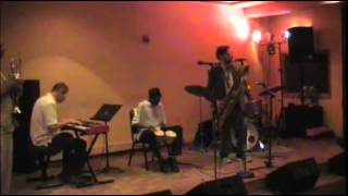 Sean Jones @ Tony Campbell's Jazz Surgery Part 1 of 2 July 2014