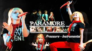 Paramore - Pressure Official (Instrumental) Original
