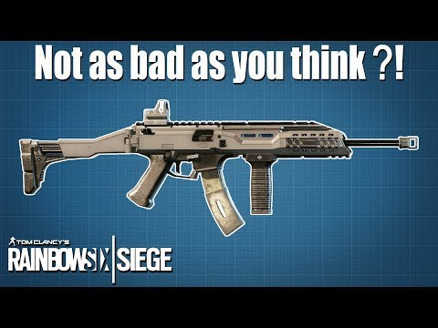Ela's Scorpion: Not as bad as you think?! Rainbow Six Siege