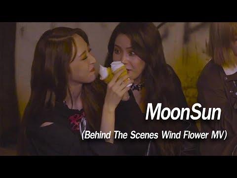 MoonSun (Behind The Scenes Wind Flower MV)