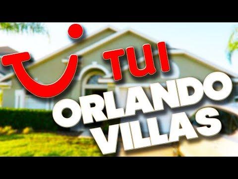 TUI - ORLANDO VILLA TOUR - GLENBROOK RESORT - FLORIDA