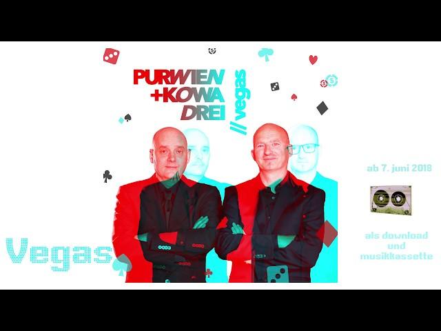 Purwien & Kowa - Zweiter Buchtrailer zu Vegas, Vidi, Non Vici