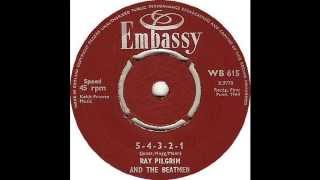 Ray Pilgrim & The Beatmen - 5-4-3-2-1 (1964)