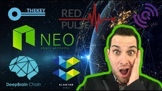 NEO News + NEON Wallet Update: GAS | DeepBrain Chain (DBC) | Red Pulse (RPX) | QLINK (QLC)