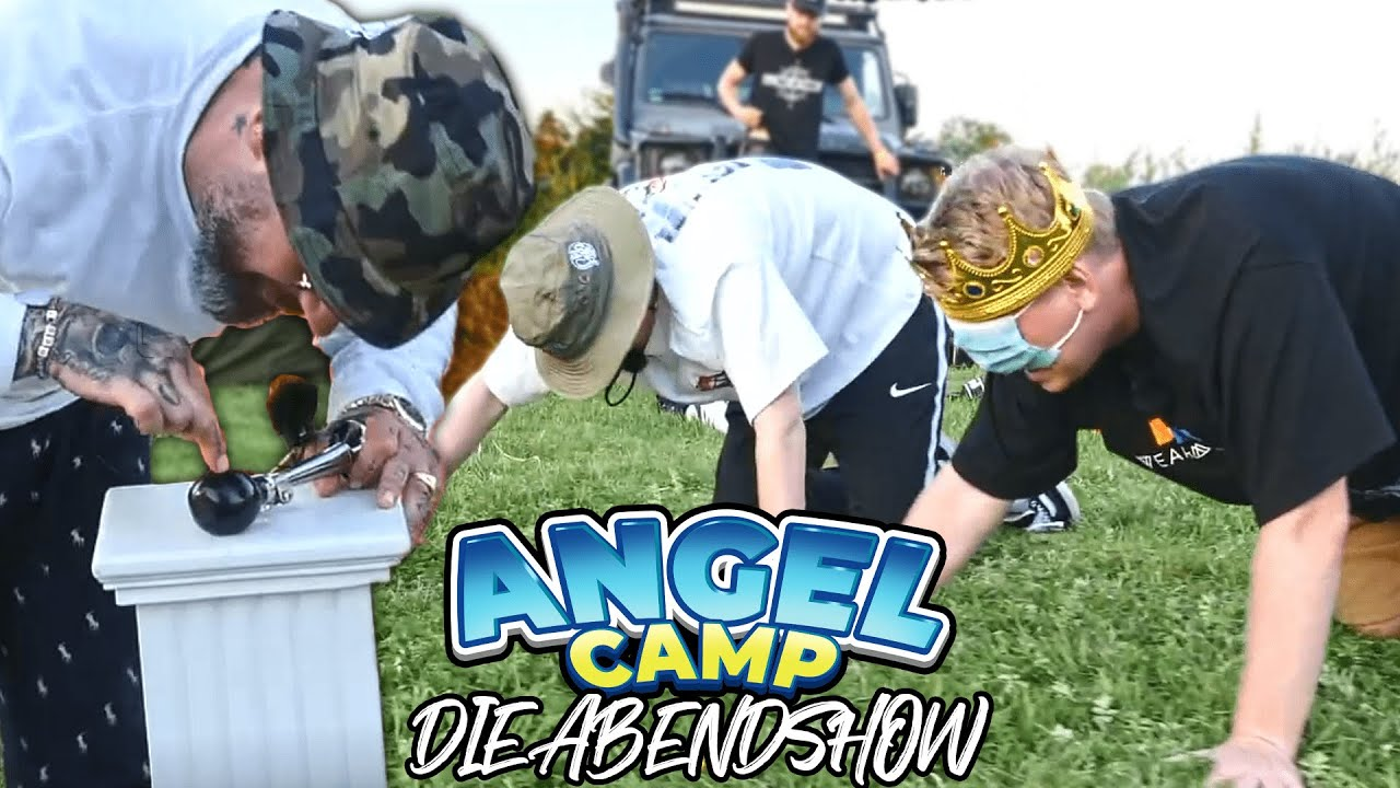 Angelcamp Knossi