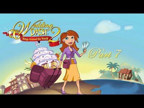 Wedding Dash 2 - Gameplay Part 7 (Level 2.3 To 2.4) Amazon