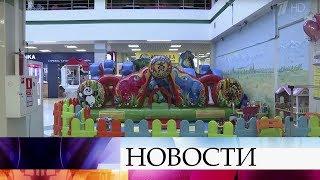 В Москве женщина бросила в одном из торговых центров шестилетнего ребенка.