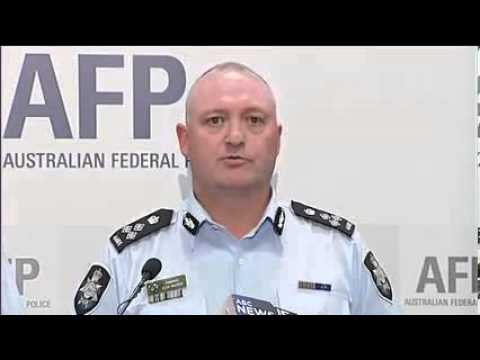 Hacker group LulzSec 'leader' arrested  (Australian Federal Police Statement) Video