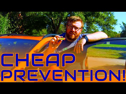 Protect Your Car's Weather Stripping From Summer's Heat & Winter's Ice • Cars Simplified Quick Tips