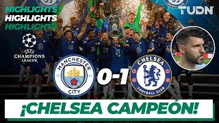 Highlights | Man City 0-1 Chelsea | Champions League 2021 - Final | TUDN