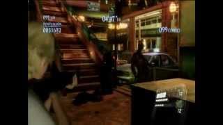 Resident Evil 6 Mercenarios conseguir 1.000.000 de puntos by Tornikete