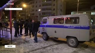 В Якутске ухудшилась криминогенная обстановка