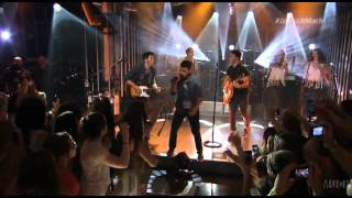 Repeat youtube video Pom Poms - Jonas Brothers at Much Music Live
