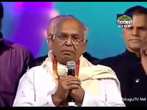 ANR ALL TIME HIGHLIGHT SPEECH A BOUT NTR AND TFI || VAJRISTAVAM