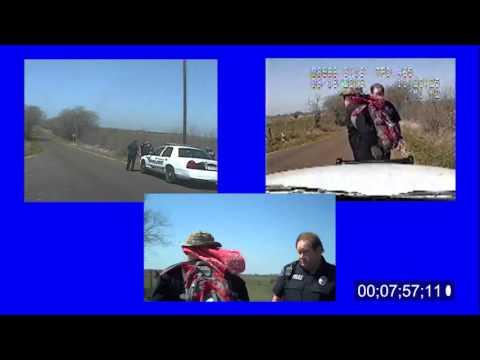 Complete Dashcam Video of Illegal Arrest of Army First Sergeant CJ Grisham