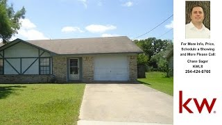 3919 Paradise Island Road, bellmead, TX Presented by Chase Sager.