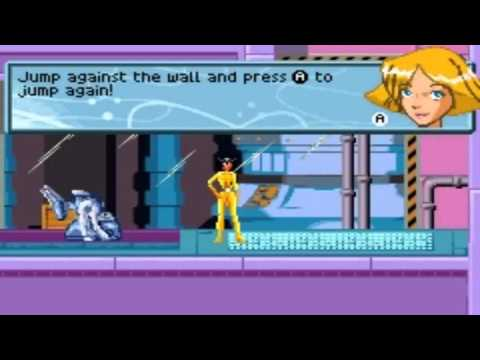 Lets Play: Totally Spies! (GBA) - Part 1: The Aptitude Test