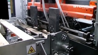 storti mechanical nailing line with rapid setting for paper mill pallets mod flex 50 m