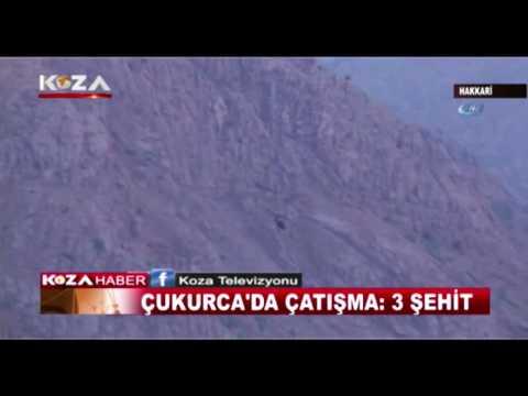 ÇUKURCA'DA ÇATIŞMA 3 ŞEHİT