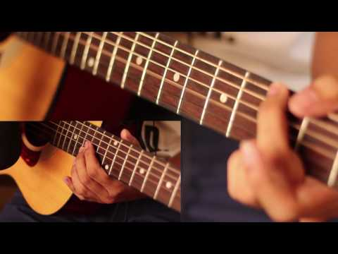 Heartstrings Jung Yong-hwa - Because I miss you (guitar cover)