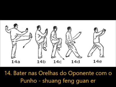 Tema musical 24 formas do tai chi chuan