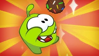 Football, Football, Football | Om Nom Stories | Funny Cartoons For Kids | Cut The Rope