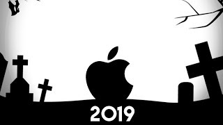 2019 isn't looking Good for Apple...