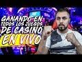 Ganando EN VIVO en todos los juegos de casino   PKM