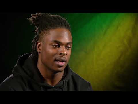 """""""Really excited about what Brett Hundley can do."""" -Davante Adams"""