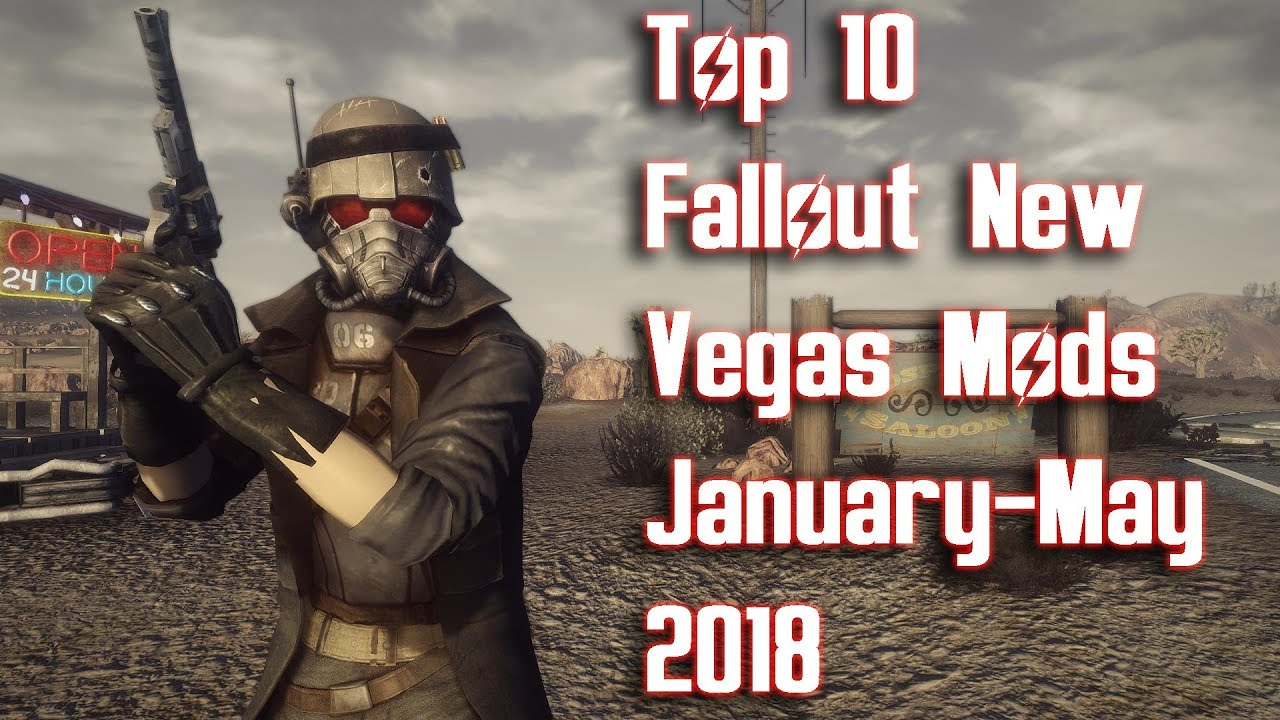 Best Mods For Fallout New Vegas 2019 Top 10 Fallout New Vegas Mods   January   May 2018   YouTube