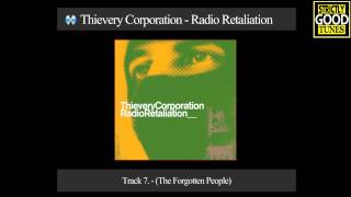 Thievery Corporation - (The Forgotten People)