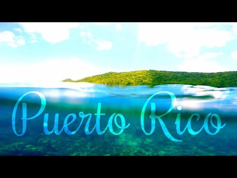 Puerto Rico Travel Video