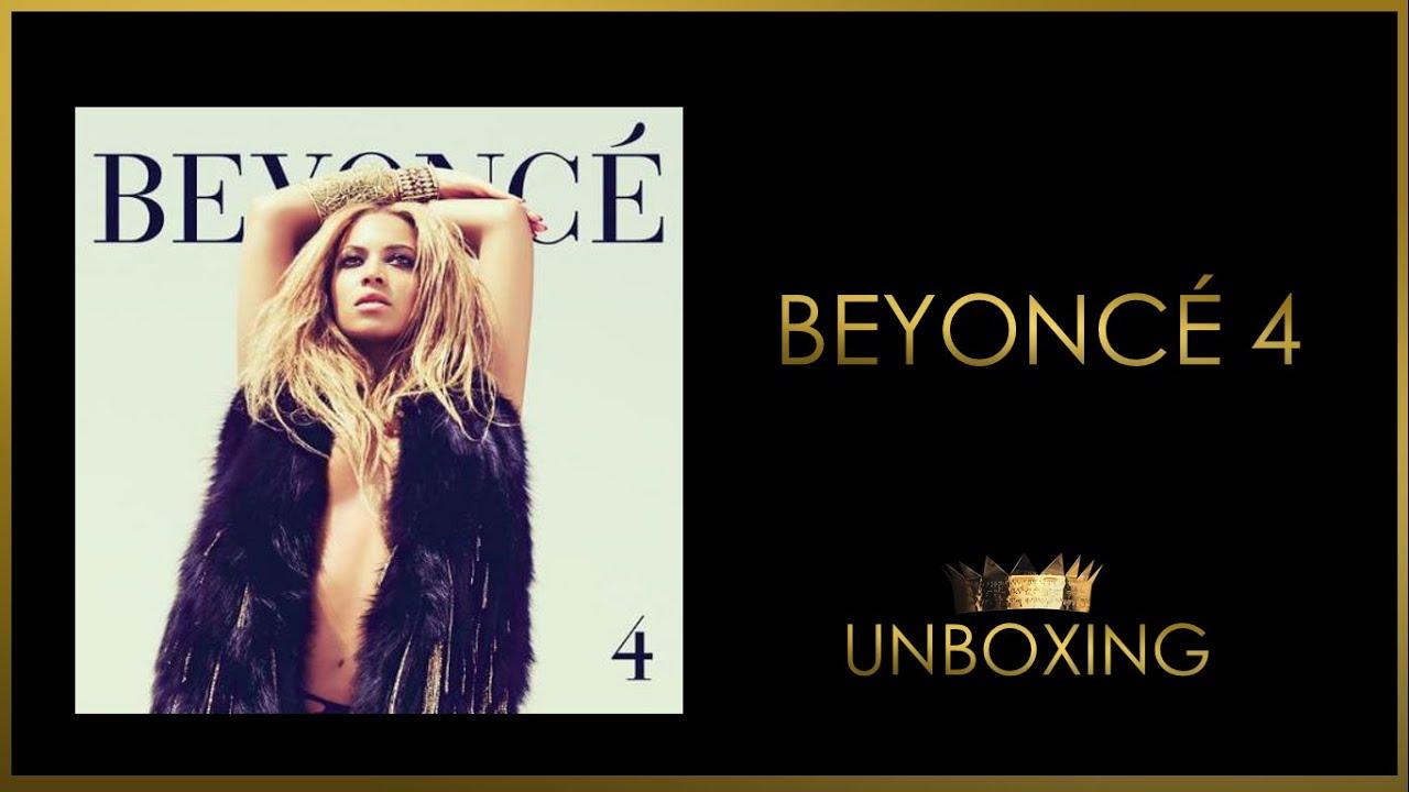 Beyoncé - 4 (Standard Edition) Unboxing