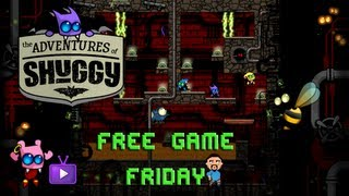 Free Game Friday -The Adventures of Shuggy Giveaway