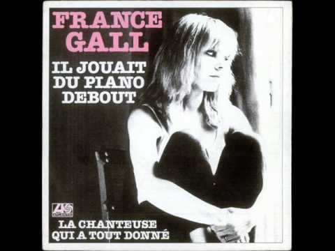 France Gall - ce soir je ne dors pas