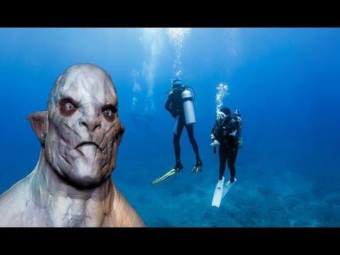 Смотреть Российский подводный спецназ схлестнулся под водой с пришельцами неизвестной внеземной цивилизации онлайн