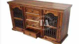 Furniture Wooden Jali Range Furniture Indian Furniture & Handicraft Manufacture And Exporter