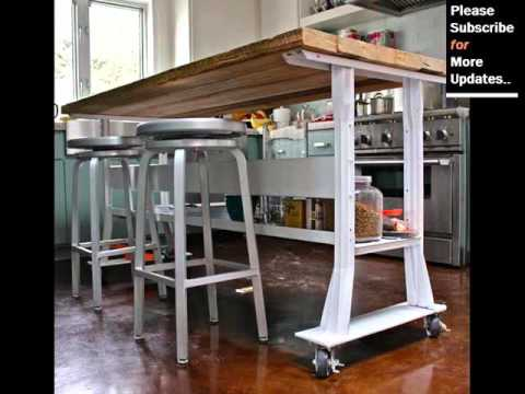 Kitchen Islands And Carts Ideas For Your Kitchen Youtube