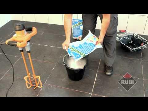 Бъркалка за строителни разтвори RUBI Rubimix-9-BL DUPLEX #mLgL8n9c2wI