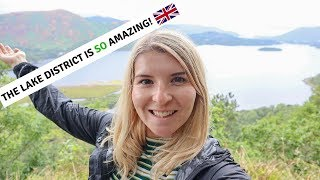 3 Days in the Lake District | London to the Lake District Vlog!